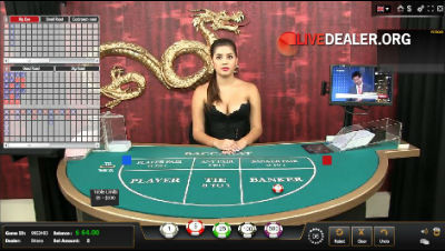Sportbetting.ag live baccarat