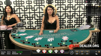 Sportbetting.ag live dealer blackjack