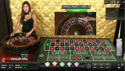 5Dimes Rebate live roulette (GGL)