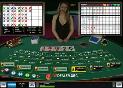 Platinum Play live baccarat
