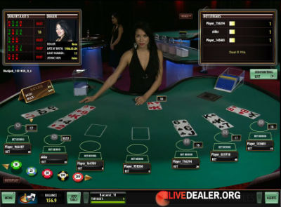 Platinum Play live blackjack