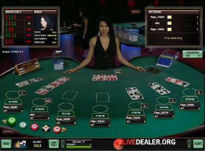 Royal Vegas live blackjack