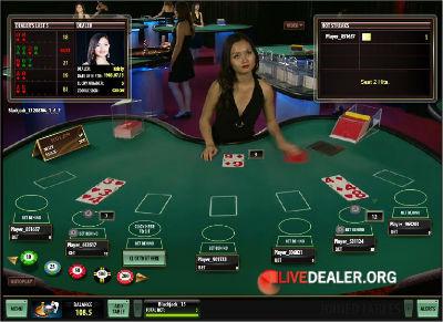 Club Victor live blackjack