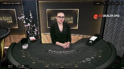 Leo Vegas / Netent live blackjack