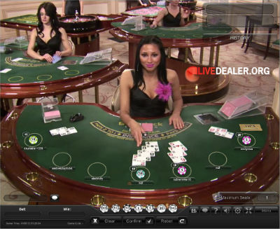 betfred live blackjack