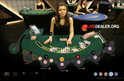 EuroGrand live blackjack