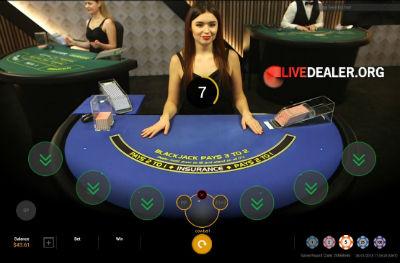 Casino Tropez live blackjack