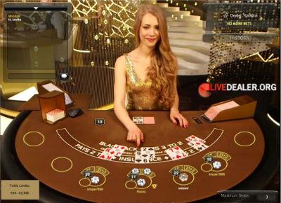 betfred live blackjack