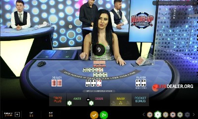 Heads Up Holdem at Party Casino