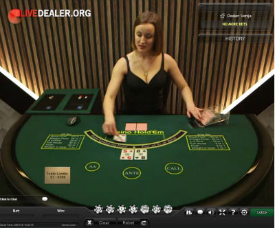 Betfair live poker