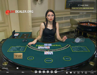bet365 live poker