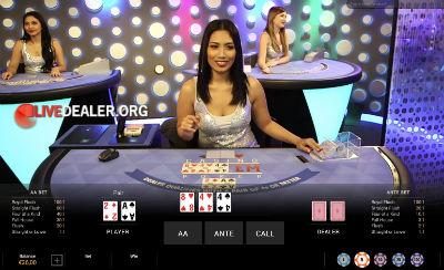 Europa live poker