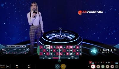 Quantum Roulette at Europa