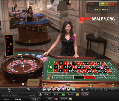 bet365 live roulette