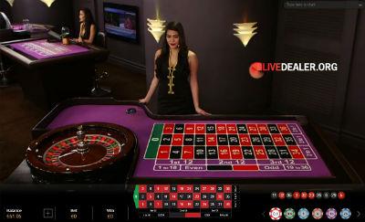 dafabet live roulette
