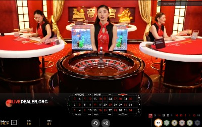 bet365 Emperor Room Roulette