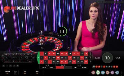 Prestige Roulette at Casino Tropez