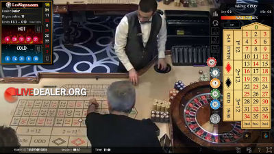 LeoVegas Oracle casino roulette