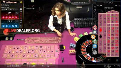 LeoVegas (Portomaso) Live Casino roulette