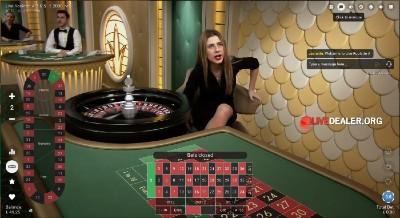 Pragmatic live roulette