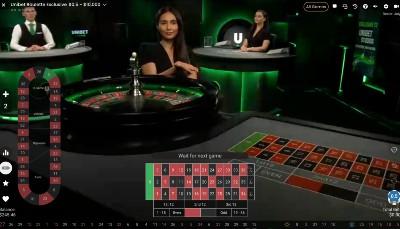 Pragmatic/Unibet exclusive roulette