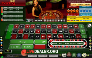 live dealer baccarat online casino usa