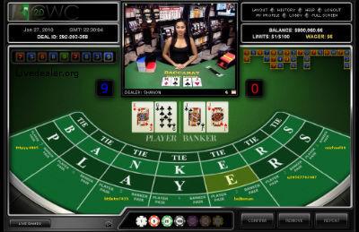 Online raffle roulette