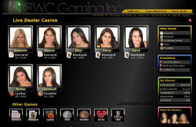 online casino dealer online gming