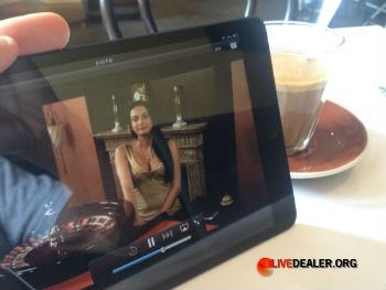 iPad live games