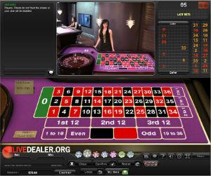 roulette live demo