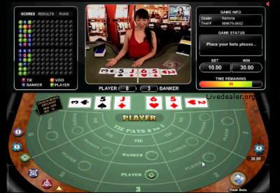 dragon 7 baccarat rules and procedures
