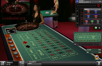 Microgaming live roulette ach internet gambling
