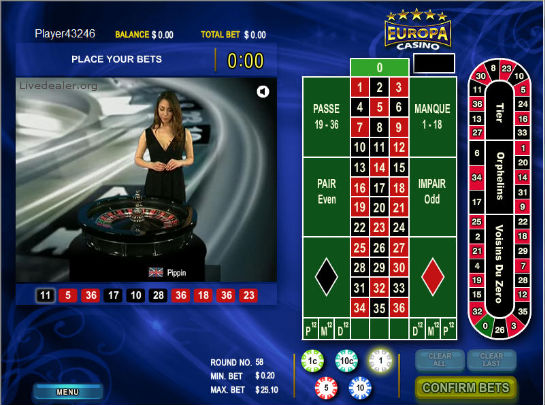 Tv the casino list of trusted online casinos