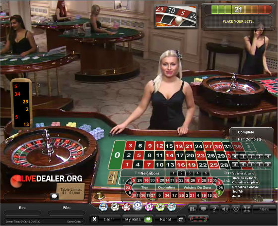 Live Roulette is actually the game we all know and love, but it definitely looks more appealing when played in Playtech live dealer casinos.The famous software developer has added numerous helpful features, multiple game views and betting limits for a customized user experience, while including popular call bets and employing skilful croupiers to bring the game as close as possible to your desktop and .Manisa