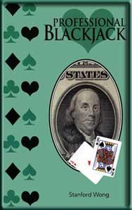 Blackjack wonging technique