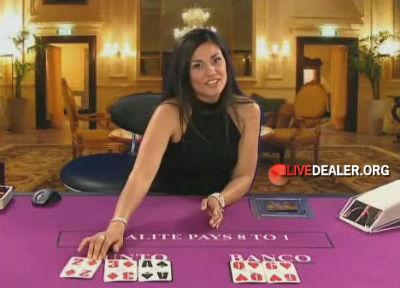 Smart Live Casino live baccarat