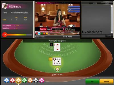 smart live casino live stream