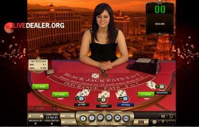 Smart Live Casino live blackjack